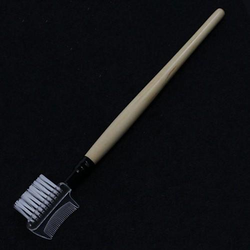 Профессиональный Lash Comb & Brush Duo наращивания ресниц Глаза Макияж инструмент Lightinthebox 85.000