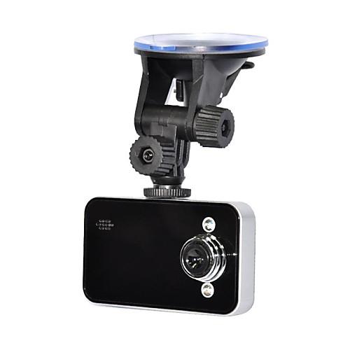Видеорегистратор автомобильный 2,4-дюймовый HD 1080P с 2 ИК и радиусом поворота на 120 градусов Lightinthebox 816.000