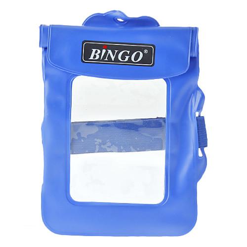 Бинго WP0105 ПВХ покрытием Синий сухой мешок водонепроницаемый чехол для цифровой карты камеры (синий, до 20 м) Lightinthebox 300.000