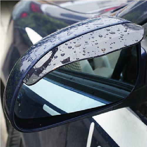 2X Автомобильное зеркало заднего вида дождевой воды Брови стороны крышки экрана Lightinthebox 171.000