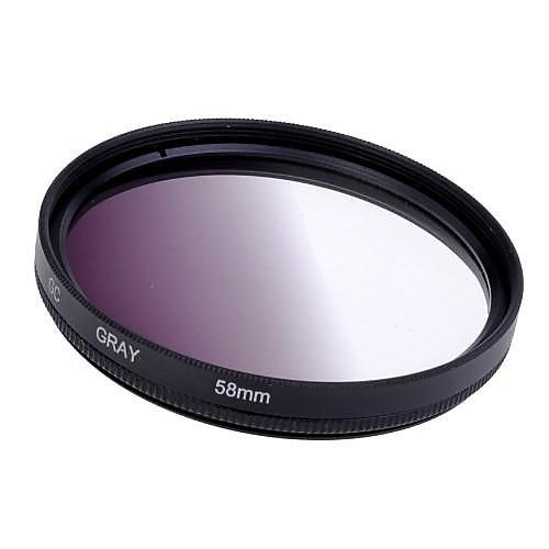 58mm Постепенное Серый фильтр объектива Lightinthebox 386.000