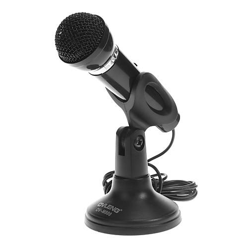 Микрофон с гибкой шее дизайна (черный) Lightinthebox 257.000