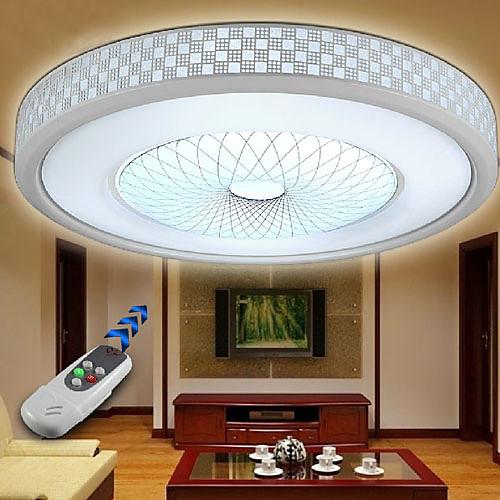Современная Краткий LED заподлицо легкий алюминиевый акриловой живописи Lightinthebox 6015.000