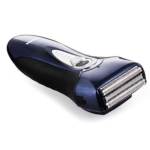 Povos Ps8108 мокрым сухим питания Аккумуляторная Мужская Три Глава Электробритвы По POVOS Lightinthebox 2629.000