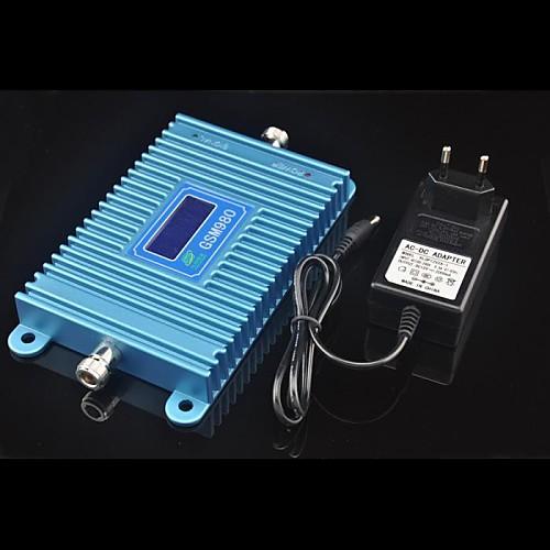 ЖК-дисплей GSM 900 мобильных телефонов GSM980 усилитель сигнала, GSM репитер сигнала с кабелем длиной 10 м  Sucker антенны Lightinthebox 2706.000
