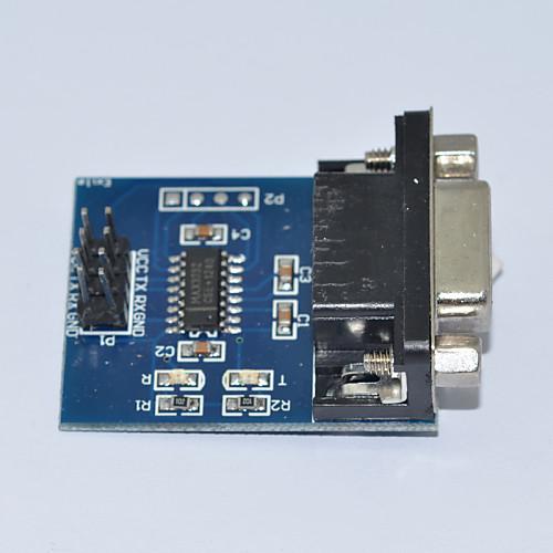 Последовательный порт RS232 Для конвертера TTL Модуль Модуль связи DB9 разъем Lightinthebox 85.000