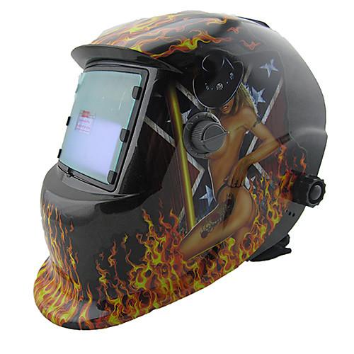 Сексуальная Pattern Девушка Солнечная Авто Затемнение ПП Сварочная маска / шлем заварки Lightinthebox 1417.000