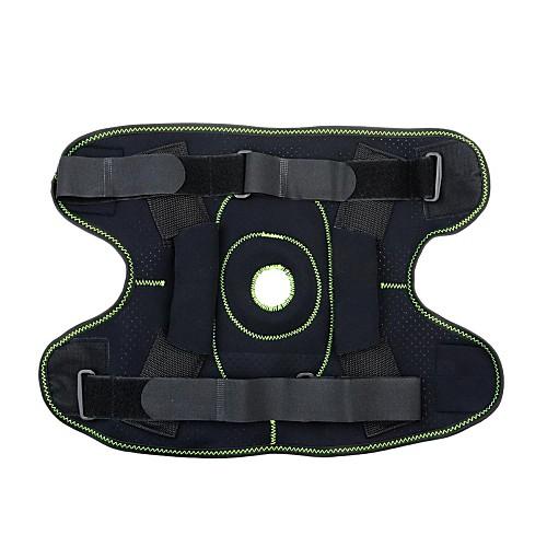 ДАВС высокой упругой противоскользящей Регулируемый черный  синий Наколенники (Одноместный) Lightinthebox 1460.000
