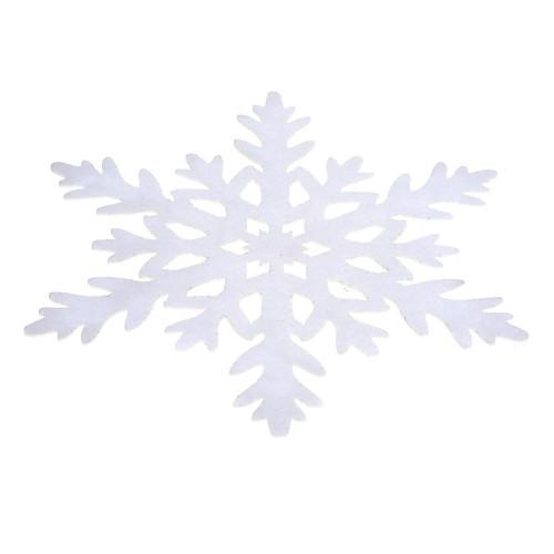 Новое прибытие Снежинка Форма нетканых материалов Placemat Lightinthebox 85.000