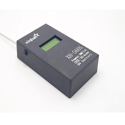 Мини радиочастотной метр С CTCSS / DCS декодер или Ручной портативный счетчик частоты XH560s Текст Walkie Talkie Lightinthebox 1589.000