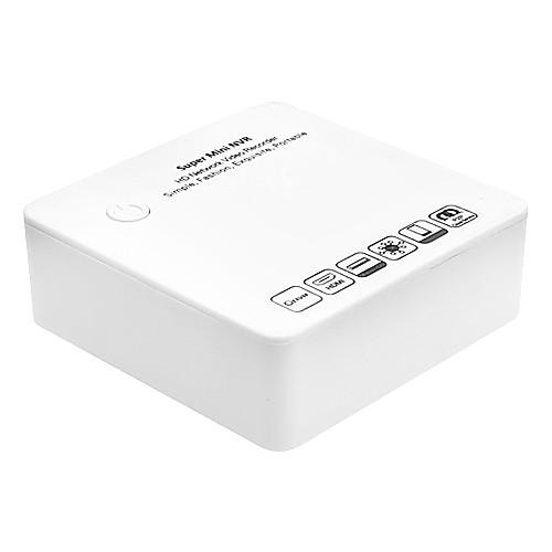 Cotier-4-канальный портативный мини HD HDMI p2p сеть видеорегистратор NVR (поддержка ONVIF, 3G, WiFi) Lightinthebox 1718.000