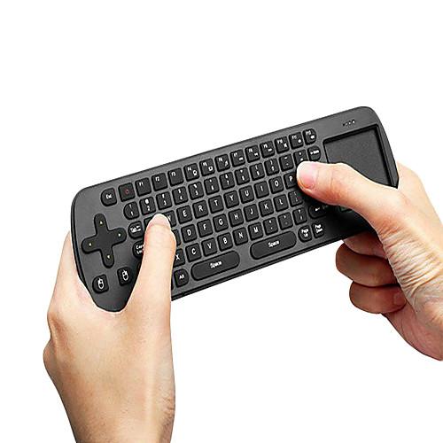 RC 12 2.4GHz беспроводной клавиатуры удаленного Сенсорная панель для Android TV Box HTPC Lightinthebox 1288.000