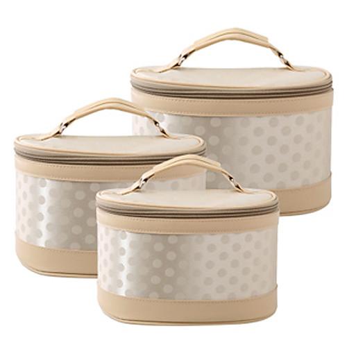 Большой размер Большой Dot Pattern Cosmetic Bag Lightinthebox 1331.000