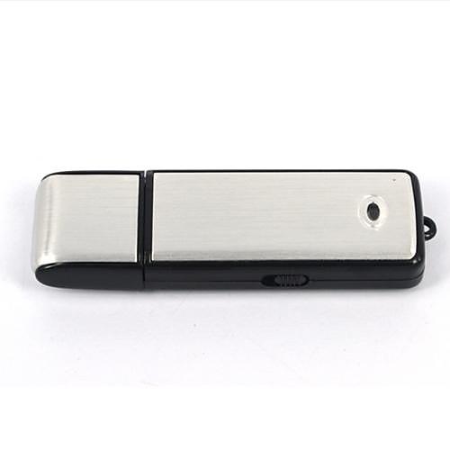 Высокая чувствительность Цифровой диктофон 8G (черный) Lightinthebox 1374.000