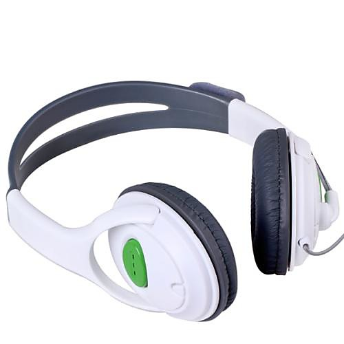 Стильный гарнитура наушники для Xbox 360 - Белый (2,5 мм штекер / 100 см) Lightinthebox 341.000