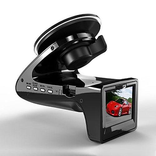 Оригинальные Радиолокационные детекторы Ambarella автомобилей E-собака видеокамеры DVR HD 720P H.264 G-сенсор Русский Английский Голос SH818 Lightinthebox 6015.000