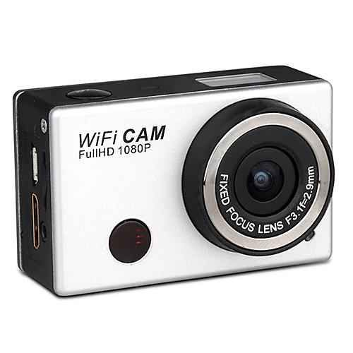5.0MP Full HD 1080P 50M Водонепроницаемый Действие Спорт Шлем камеры WiFi DV видеокамер