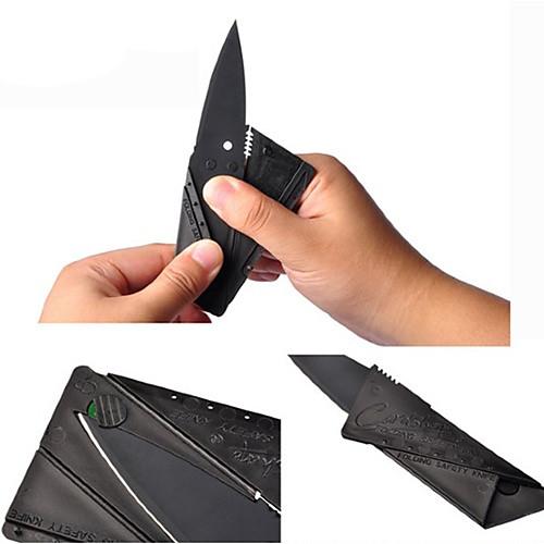 Новинка стиль кредитные карты безопасности складной нож Lightinthebox 115.000