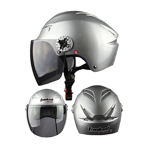 гоночных t505-5 абс материал анти-УФ мотогонок половина шлем (опционные цветы) Lightinthebox 901.000