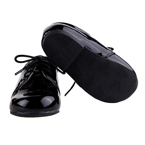 лакированной кожи плоские пятки комфорта Oxfords обувь для детей (больше цветов) Lightinthebox 1288.000