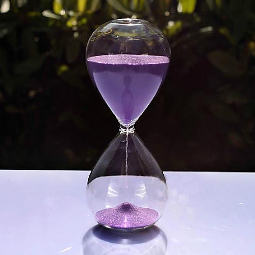 30 минут Лаванда стекольных песков Таймер Lightinthebox 781.000