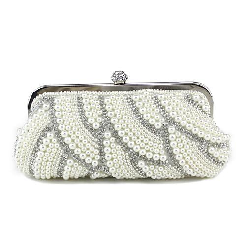 Металл / Бисероплетение Свадебные / особых поводов Муфты / Вечерние сумки со стразами Lightinthebox 2148.000