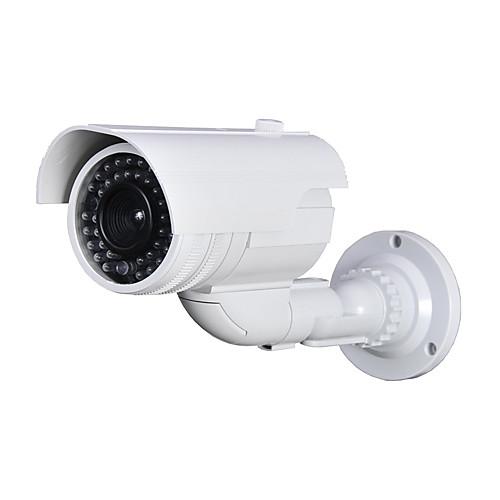 Поддельные Пуля Манекен Имитация камеры безопасности Имитация Приманка инфракрасный ИК-светодиод камера с мигающий свет WL4 Lightinthebox 558.000