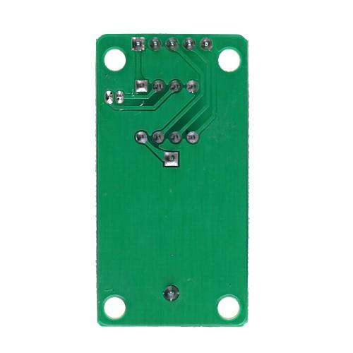DS1302 часы реального времени Модуль с CR2032 кнопки клетки - черный  зеленый (2шт) Lightinthebox 171.000