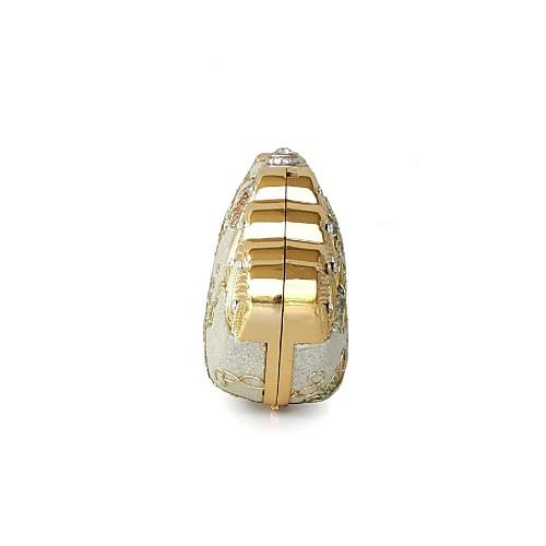 Атласная Свадебные / специальные муфты связи / Вечерние сумки с золотым аппаратных (больше цветов) Lightinthebox 1503.000