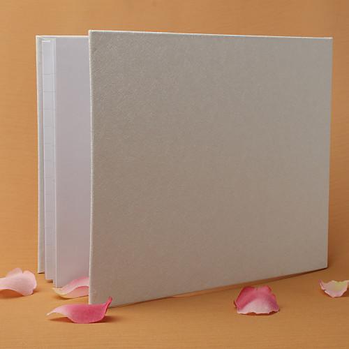 Жених и невеста свадебный дизайн гостевой книги в белой смолы