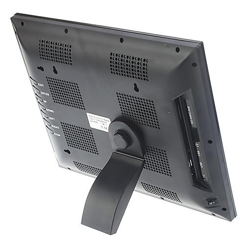 14-Инче Многофункциональная цифровая фоторамка (черный / белый) Lightinthebox 4296.000