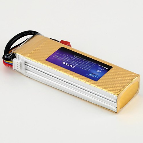 YKS 11,1 4000mAh 3S 35C Li-Po батарея (Т Plug) Lightinthebox 2148.000