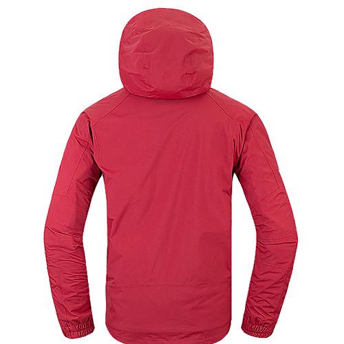 Oursky Мужская водонепроницаемая куртка Warmkeeping Lightinthebox 4296.000