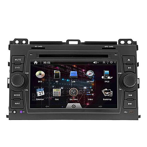 7Inch 2 Дин В-Dash DVD-плеер автомобиля для Toyota-Prado 2002-2009 с GPS, BT, IPOD, RDS, Сенсорный экран, телевизор Lightinthebox 8851.000