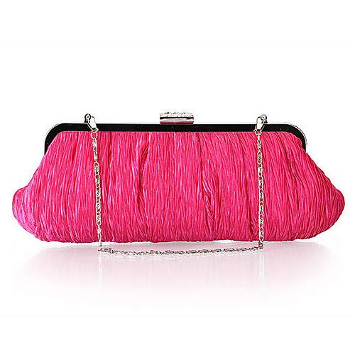 Женская Новый стиль Шелковый вечерняя сумочка Lightinthebox 1417.000