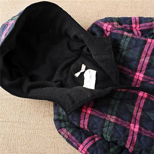 Материнство и беременная одежда Зима Верхняя одежда Супер Теплый ватные куртки хлопка мягкой Lightinthebox 1424.000