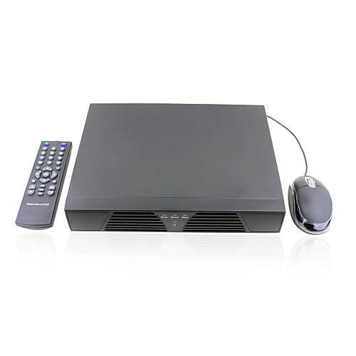4 CH канал HDMI 1080P NVR H.264 в реальном времени видеонаблюдения Security Видеосистема Lightinthebox 2835.000