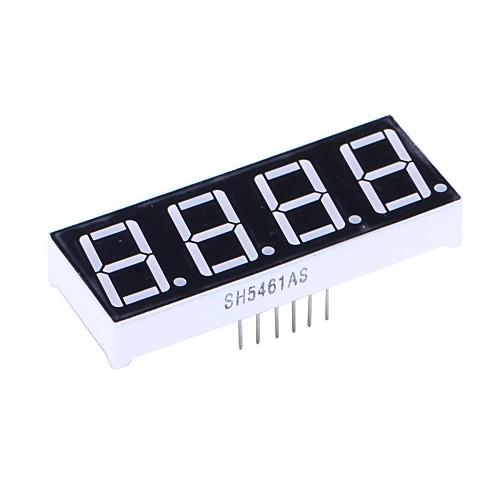 Совместимость Arduino 4-Цифра 12-контактный модуль индикации (2шт) Lightinthebox 85.000