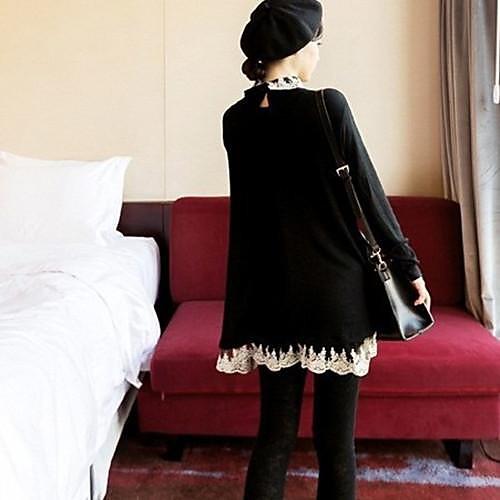 2013 Весна и осень Элегантный Свободные материнства Цельный платье Lightinthebox 697.000