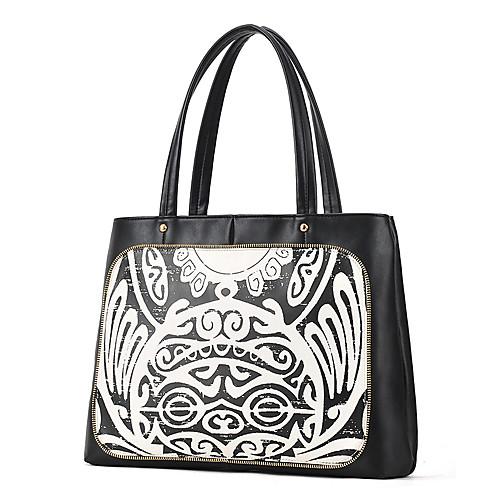 Gmn Женская мода Простой цветочным принтом одно плечо сумка (Цвет экрана) Lightinthebox 515.000