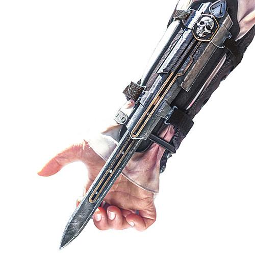 Косплей рукав-перчатка со скрытым клинком (оружие персонажа Конора из Ассасин крид) Lightinthebox 1288.000