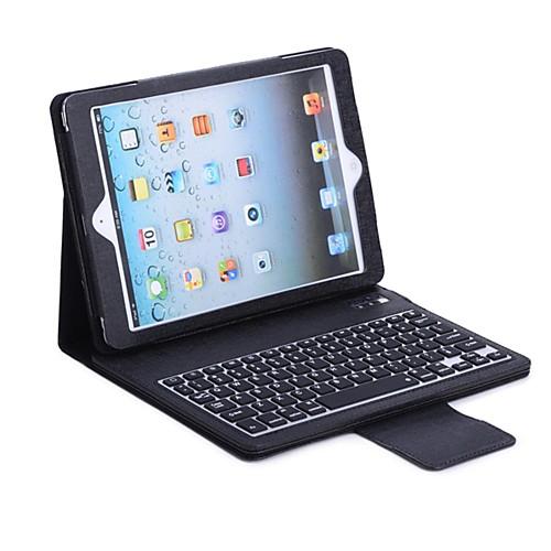 Bluetooth-клавиатура кожаный чехол для IPad Air Lightinthebox 987.000