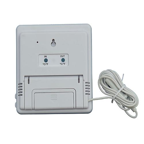 ЖК-дисплей Крытый Открытый термометр гигрометр с кабелем Lightinthebox 858.000