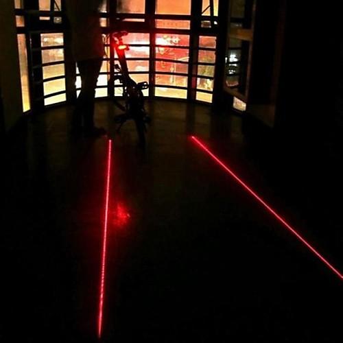 Лазерные светодиодные задние фонари с ограничителем дистанции Lightinthebox 515.000