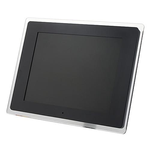 12-Инче Многофункциональная цифровая фоторамка (черный / белый) Lightinthebox 3437.000