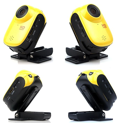 HD 1080P Sports Шлем Дайвинг Д.В. Даш камеры автомобиля 12M H.264 Водонепроницаемый до 30 м Underwater Lightinthebox 4081.000