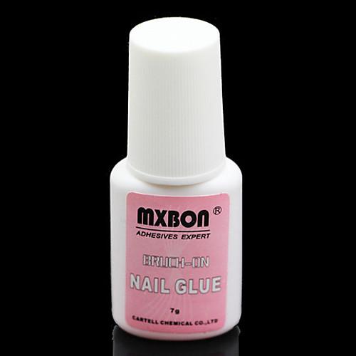 7 грамм MXBON Акриловые Тайвань Искусство Nail Glue с кистью Lightinthebox 214.000