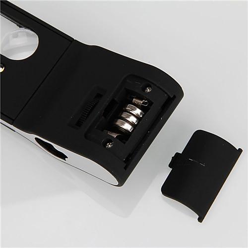 55X микроскоп Многофункциональный увеличитель 6 светодиодные Лупа Черный Lightinthebox 343.000