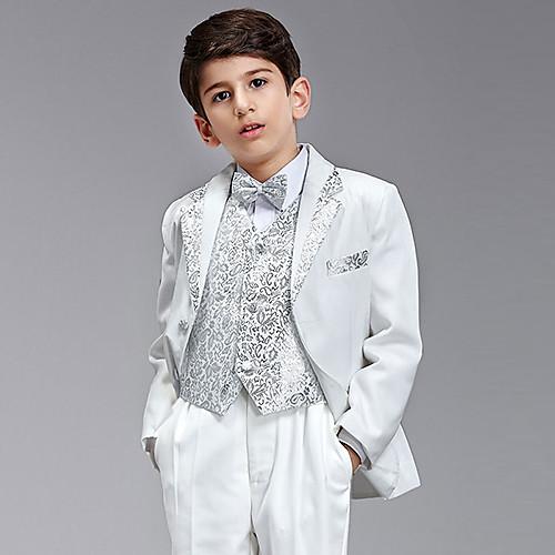 формальный мальчик подходит первого причастия Подходит молодой парень одежду (1159113) Lightinthebox 3007.000