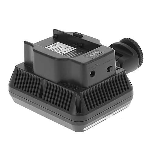 Стрелять XT-96 Чай Цвет Light светодиодной вспышкой для камеры (черный)
